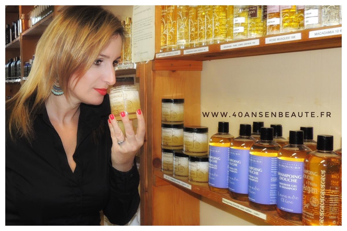 Savonnerie du Pilon du Roy - Magasin de Gardanne - Soins naturels made in Provence 🤶🏻🎅🏻