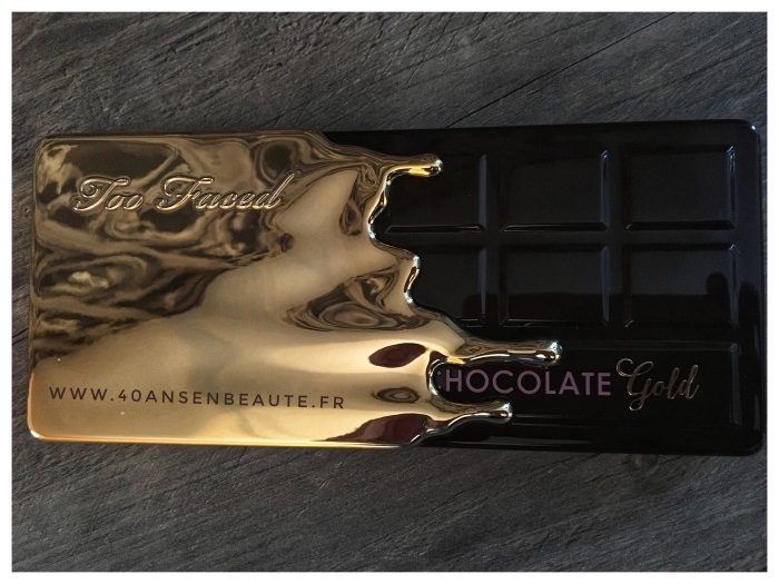 CHOCOLATE GOLD TOO FACED PALETTE BLOG 40 ANS EN BEAUTE.JPG