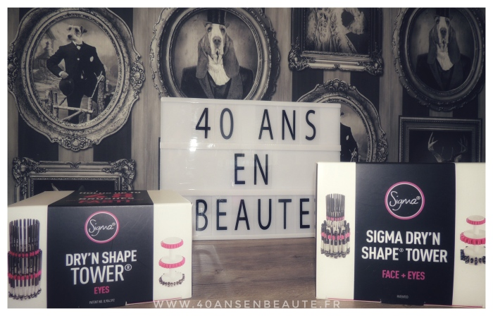 SIGMAGIC-BRUSHAMPOO-CLEANSER-SIGMA BEAUTY-DRY'N-SHAPE-TOWER-PINCEAUX-MAQUILLAGE-ARBRE-TOUR-DE-SECHAGE-AVIS-BLOG-FRANCAIS-40-ANS-EN-BEAUTE.JPG