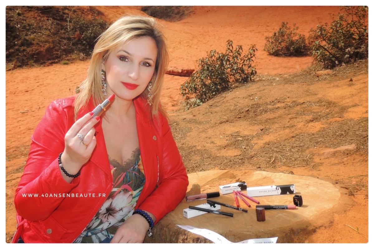 ROUGE BAISER PARIS : Sur quel maquillage faut-il craquer chez Monoprix ? [Monop'beauty]