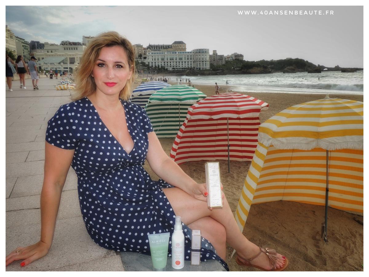 AURIEGE PARIS : Du maquillage mais aussi des soins fabriqués en France et basés sur la Chronobiologie