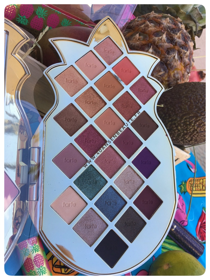 PINEAPPLE EYE SHADOW PALETTE TARTE COSMETICS