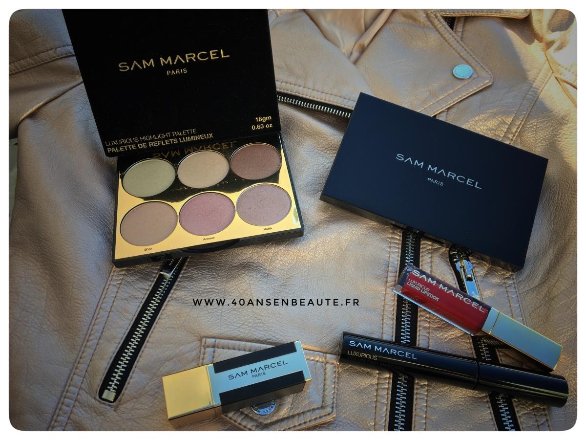 SAM MARCEL : Retenez bien le nom de cette marque américaine de maquillage ! Voici pourquoi...