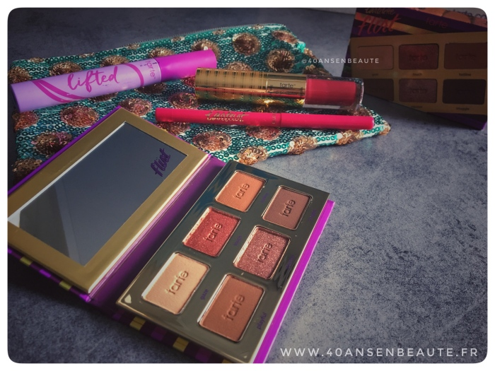 UNBOXING-BEAUTY-BOX-TARTE-COSMETICS