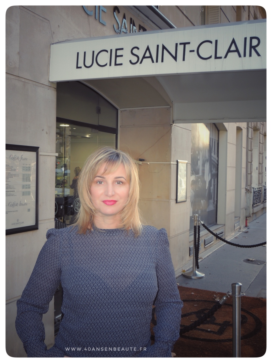 """SALON LUCIE SAINT-CLAIR PARIS IENA : DETENTE ET SOIN DU CHEVEU AVEC LA """"DEEP CEREMONIE SHU UEMURA"""""""