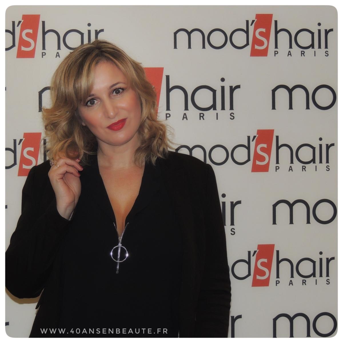 """MOD'S HAIR CHAMPS-ELYSEES PARIS : JE DECOUVRE """"CARECUT"""" ...LE CISEAU CHAUFFE ELECTRIQUEMENT !"""